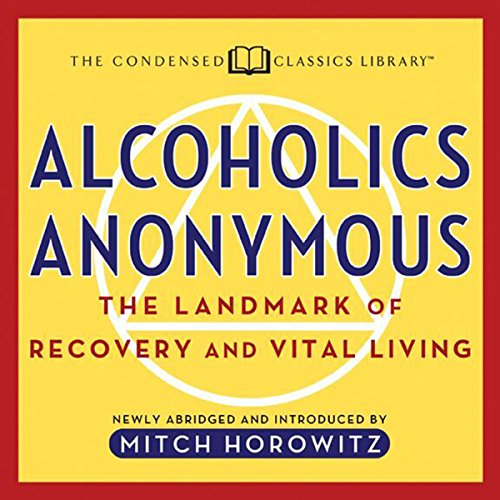 Alcoholics Anonymous audiobook cover art