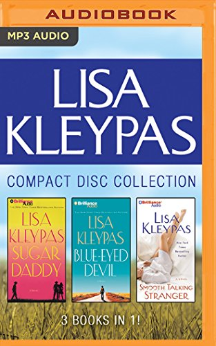Download Lisa Kleypas - Travis Book Series Collection: Book 1 & Book 2 & Book 3: Sugar Daddy, Blue-Eyed Devil, Smooth Talking Stranger 1511384786