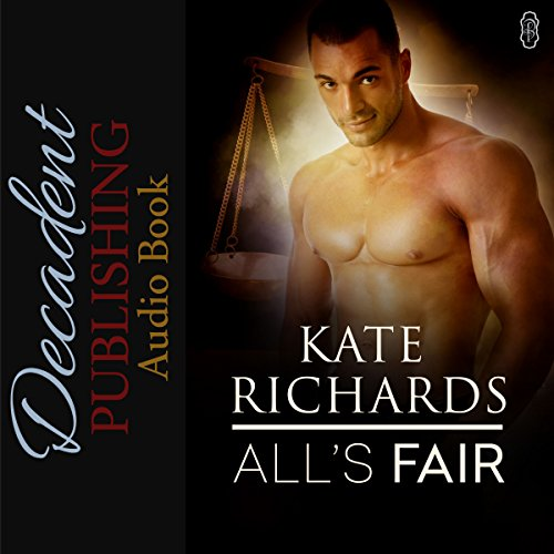 All's Fair audiobook cover art