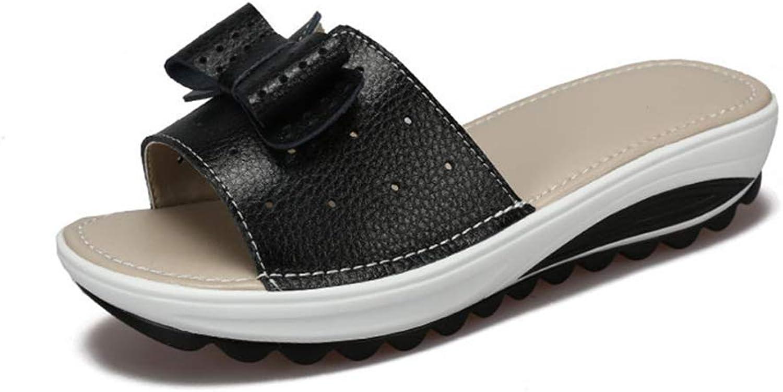 Original Mystery Women Slip On Slippers Non-Slip Mule Ladies Summer Holiday Sandals