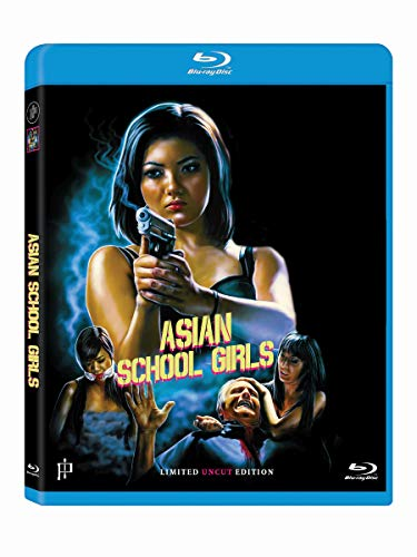 Asian School Girls - Rache war nie süßer! - Limited Uncut Edition [Blu-ray]