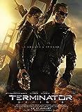 Affiche Cinéma Originale Grand Format - Terminator : Genisys (format 120 x 160 cm pliée)