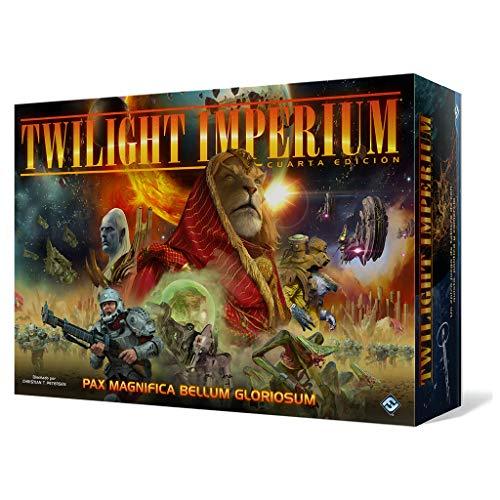 Fantasy Flight Games- Twilight Imperium Cuarta Edición - Español, Color...