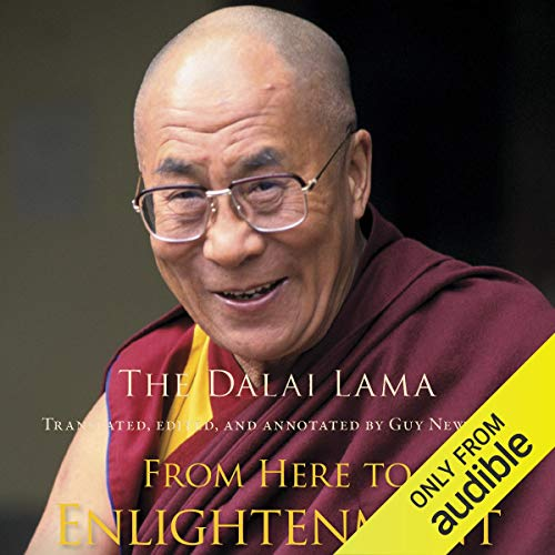Couverture de From Here to Enlightenment