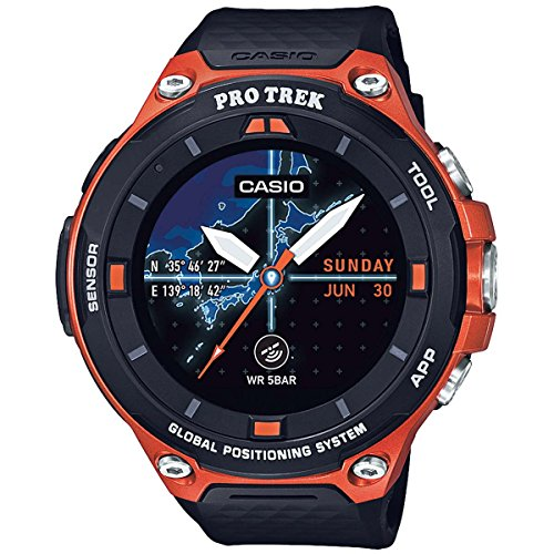 Casio Men's 'Pro Trek' Resin...