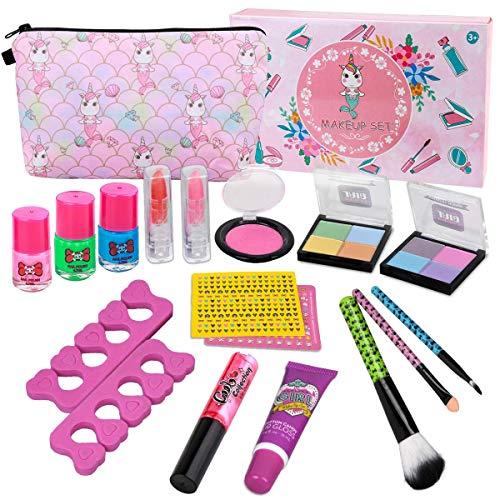 Kids Makeup Kit for Girls - Real Kids...