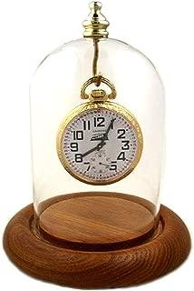 solid brass pocket watch