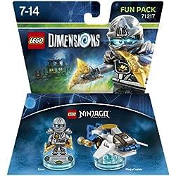 LEGO - Starter Pack Dimensions (PS4) + LEGO Dimensions - Ninjago Zane: Amazon.es: Videojuegos