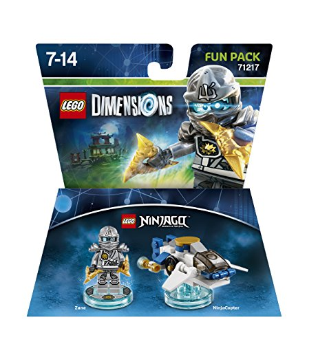 Warner Bros Interactive Spain Lego Dimensions - Ninjago Zane