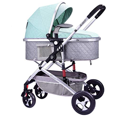 Why Choose XYSQ Newborn Lightwight Carriage-Convertible Trolley Compact Single Stroller, Toddler Sea...