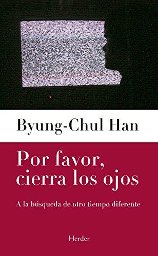 Por favor, cierra los ojos (Spanish Edition)