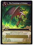 The Footsteps of Illidan World of Warcraft Loot Card
