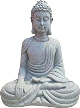 Buddha Statue, Meditating/Sleeping Buddha Decorative Figurine for Home Office Tabletop Desktop Spiritual Living Room Outdo...