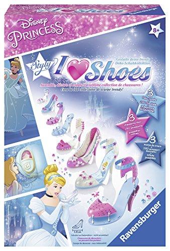 Ravensburger 18680 - I love shoes - Cinderella