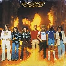Lynyrd Skynyrd STREET SURVIVORS Flames Cover VINYL Record Album