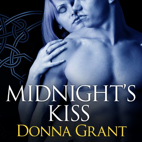 Midnight's Kiss Audiobook By Donna Grant cover art
