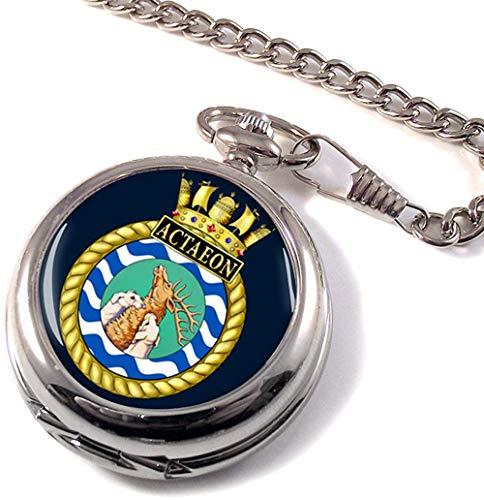 HMS Aktaion Full Hunter Taschenuhr