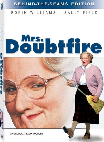 Mrs. Doubtfire Behind The Seams Special Edition [DVD] [1994] [Region 1] [US Import] [NTSC]