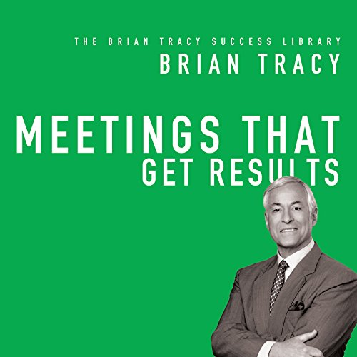 Meetings That Get Results audiobook cover art