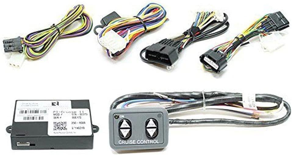 Rostra 250-9508 Complete Cruise Control for 13-15 Kit Nissan Ver Spring new Attention brand work one after another