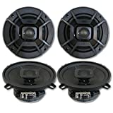 4 x Polk Audio 5.25' 2-Way Car...