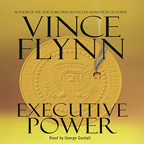 Executive Power cover art
