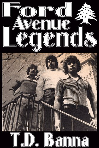 Ford Avenue Legends (English Edition) eBook: Banna, T.D. ...