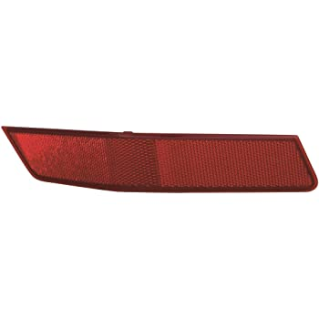 For Nissan Rogue//Rogue Sport Rear Reflector Unit 2017 2018 2019 Passenger Side For NI1185105 26560-6FV0A
