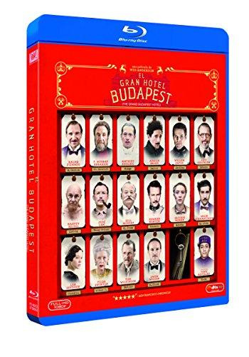 El Gran Hotel Budapest - Blu-Ray [Blu-ray]