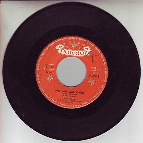Hör mein Lied, Violetta / Unter der roten Laterne von St. Pauli