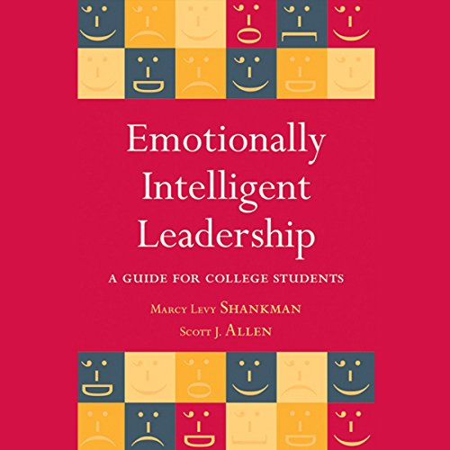 Emotionally Intelligent Leadership audiobook cover art