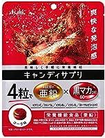 アサヒグループ食品 キャンディサプリ1日分の亜鉛 55g×4袋