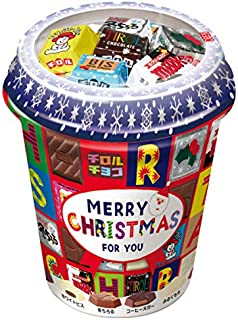 チロルチョコ クリスマスカップ 40個入り 8カップ/ケース販売