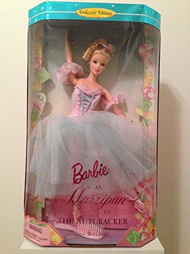 Barbie as Marzipan in the Nutcracker