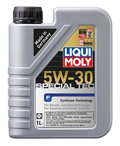 Liqui Moly 2325 motorolie Tec F 5W-30 boekje 1 liter