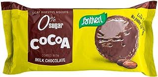SANTIVERI Digestive Biscuits Cocoa And Milk Choc, 85 gm