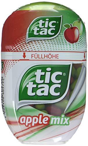 Tic Tac Apple Mix Big Pack, 8er Pack (8 x 98 g)