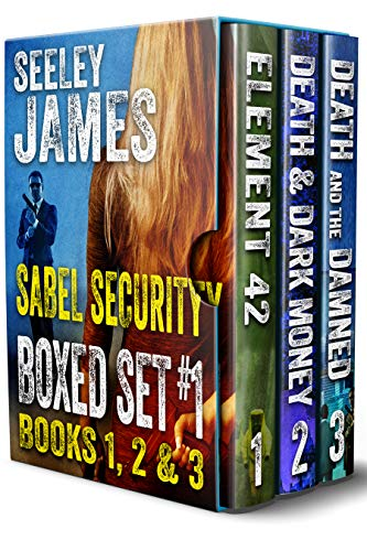 Sabel Security Boxed Set #1: Books 1-3 (English Edition)