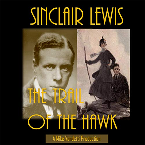 The Trail of the Hawk audiobook cover art