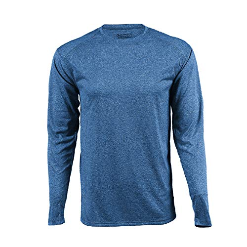 Insect Xtreme Performance Outdoor Shirt with Repelling Technology … (Blue,Medium