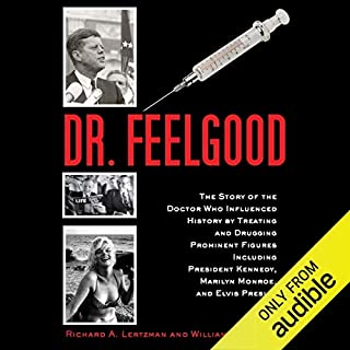 Dr. Feelgood audiobook cover art