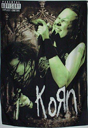 Korn Poster-Fahne Poster Flag No. 129 Format 94 x 138 cm Polyester
