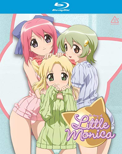 Story of Little Monica Blu-ray Collection