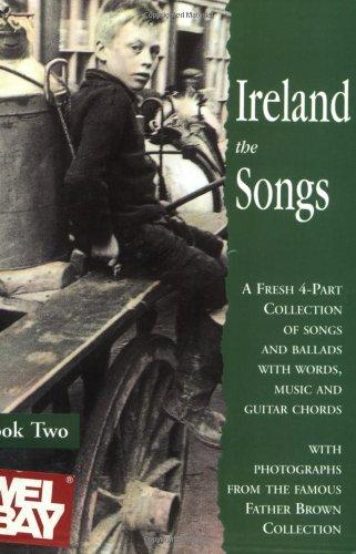 Ireland the Songs: Book 2