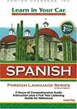 Learn in Your Car Spanish Level Two (Spanish Edition)