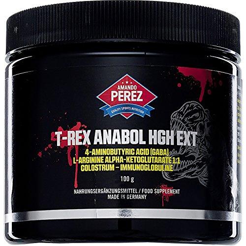 T-REX - Anabol HgH EXT - Reiner Wirkstoffkomplex - 100 g