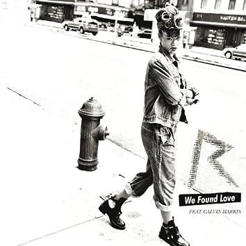 We Found Love (German 2 trk)