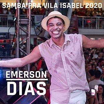 Samba pra Vila Isabel 2020