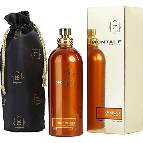 100% Auténtico Eau de Perfume Montale AOUD MELODY 100ml Hecho en Francia