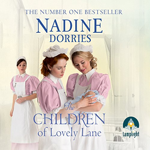 The Children of Lovely Lane audiobook cover art